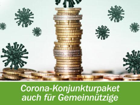 Corona-Konjunkturpaket auch für Gemeinnützige