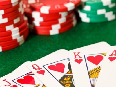 Poker als Gewerbe