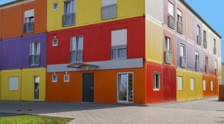 Flüchtlingsheim