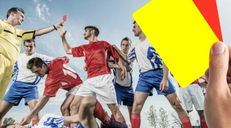 Fußball Sperre